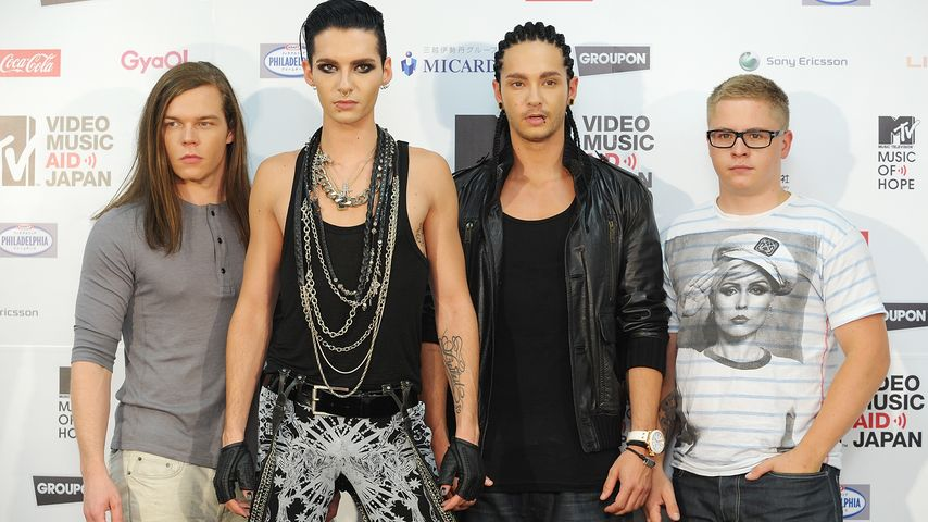 Tokio Hotel bei den MTV Video Music Awards