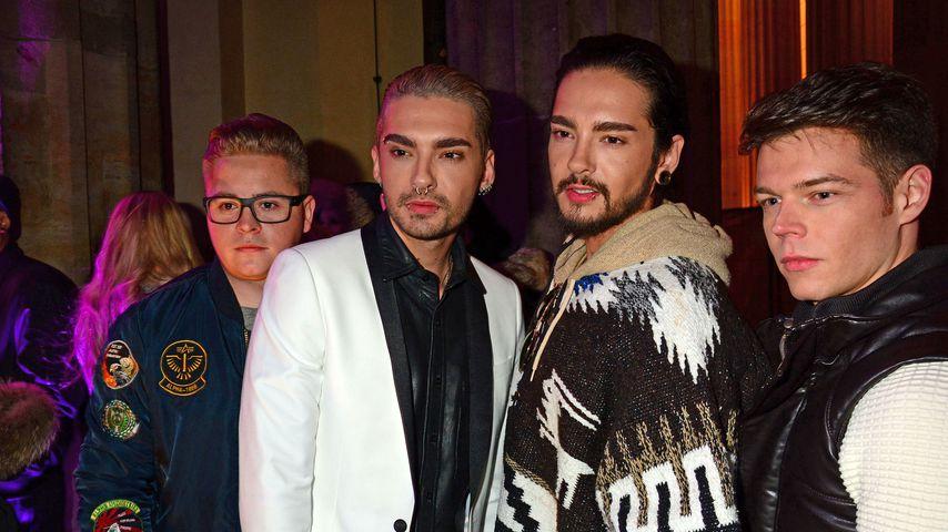 Statt Beziehungs-Klatsch: Bald neue Musik von Tokio Hotel?
