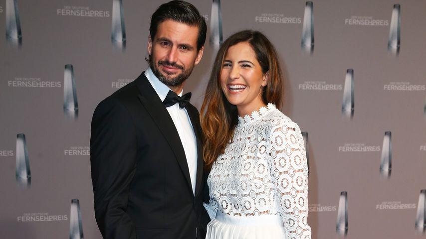 Mann & Frau: Tom Beck & Chryssanthi Kavazi haben geheiratet