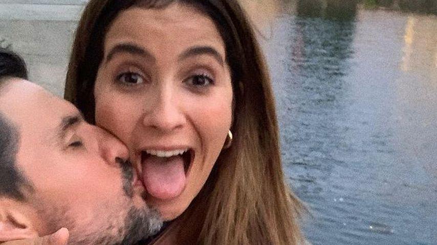 Tom Beck und Chryssanthi Kavazi, Schauspieler-Paar