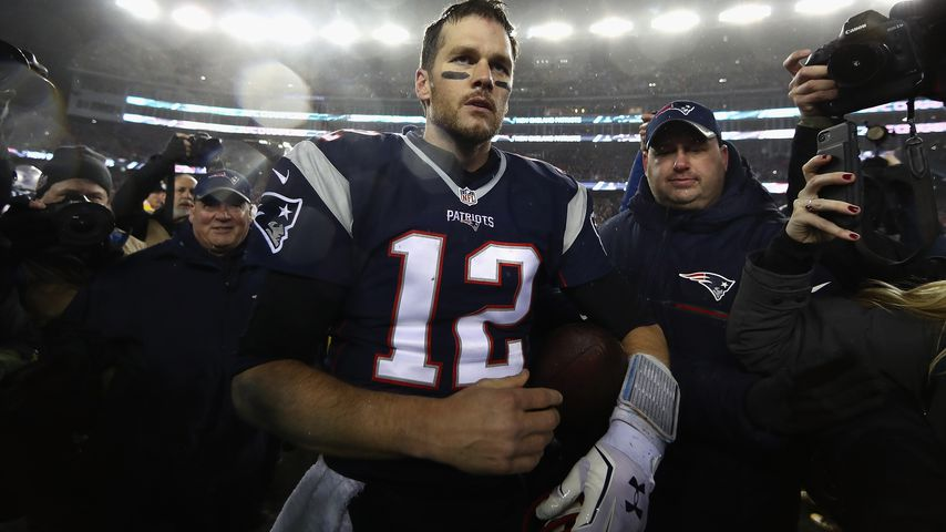 Tom Brady, American-Football-Spieler