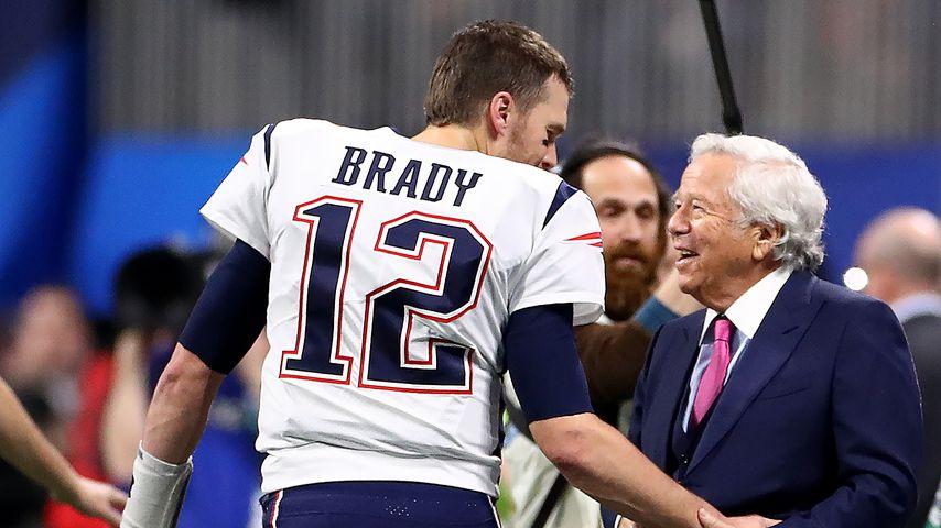 Handjob bekommen? Tom Bradys Boss könnte vor Gericht landen