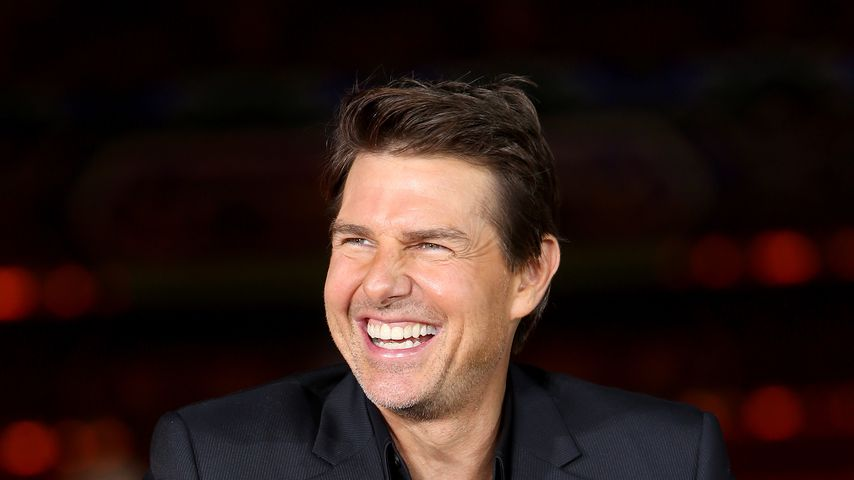 Hollywoodstar Tom Cruise in Peking, 2018