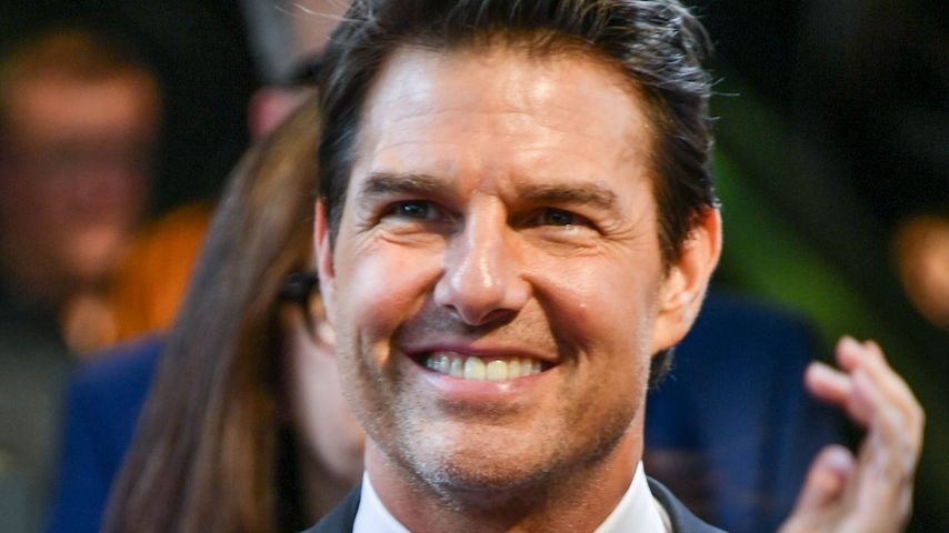 "Tom Cruise bei der Premiere von ""Mission: Impossible - Fallout"""
