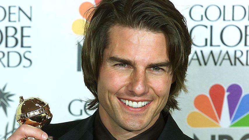 Schauspieler Tom Cruise bei der 57. Golden Globe-Verleihung
