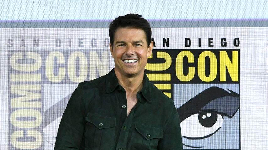 Tom Cruise im Juli 2019 in San Diego