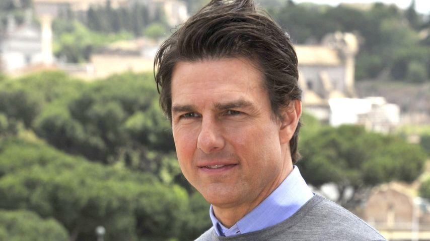 Schnappschuss: Tom Cruise macht einen auf Alfalfa