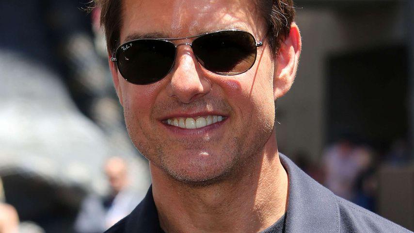 """Zurück in Uniform: Tom Cruise bestätigt Dreh von """"Top Gun 2"""""""