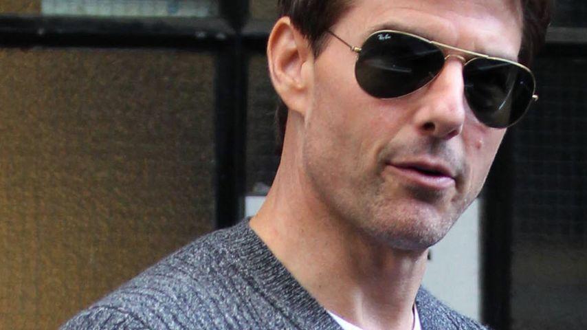 Tom Cruise: Steigt er bei Scientology aus?