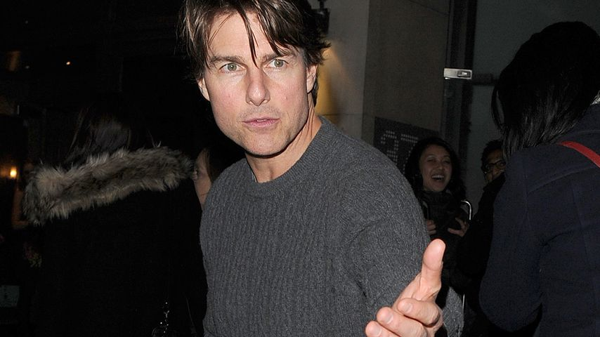 Enthüllt! Tom Cruise zahlte Millionen an Scientology