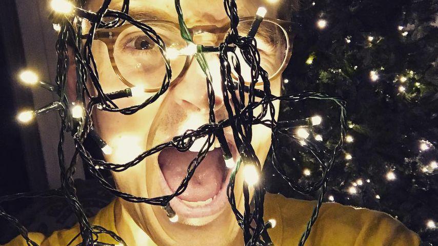 Tom Fletcher, Sänger und Weihnachtsfan