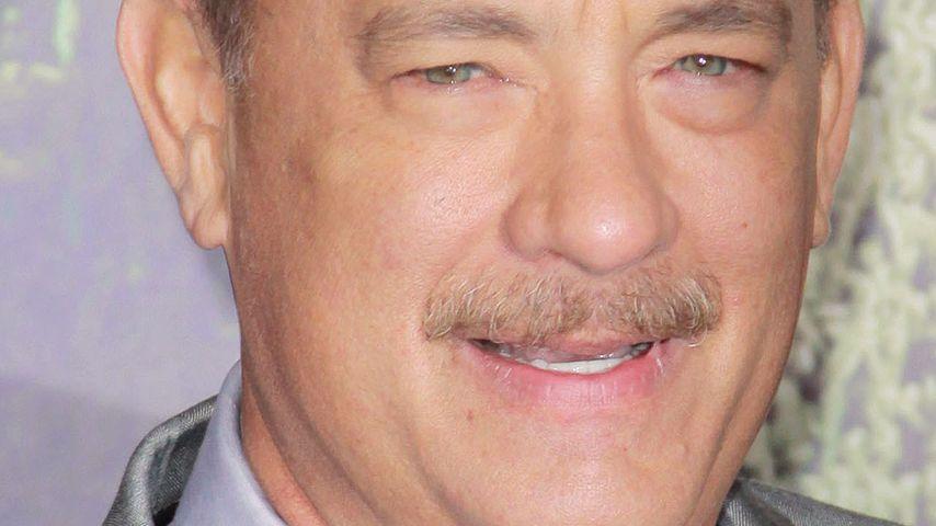 Tom Hanks: Graue Haare vom Stress? Nein, Danke!