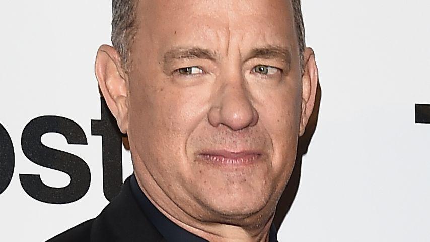 """Tom Hanks bei der Premiere von """"The Post"""""""