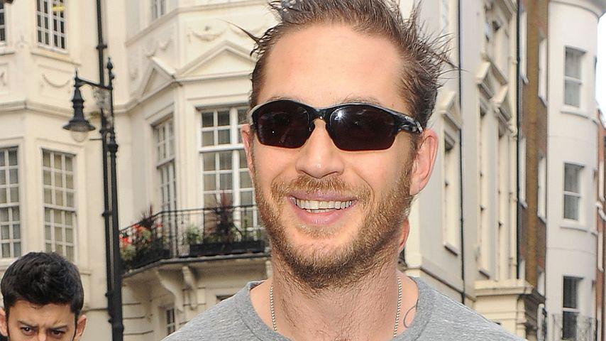 Tom Hardy: Klettert er bald auf den Mount Everest?