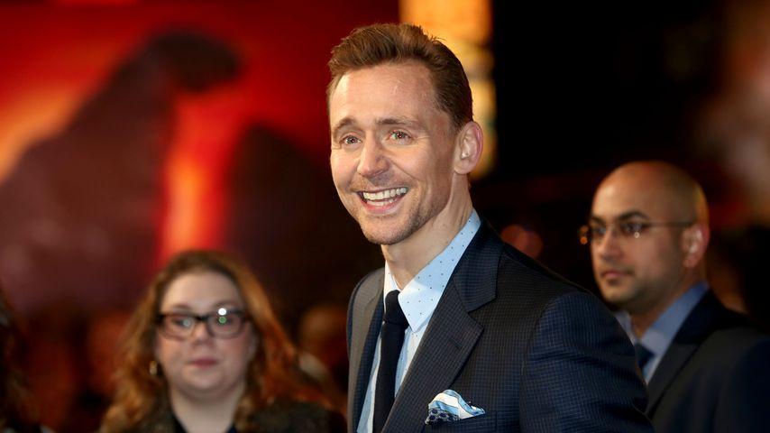 """Tom Hiddleston gibt Tipps für Prügeleien: """"Davonlaufen!"""""""