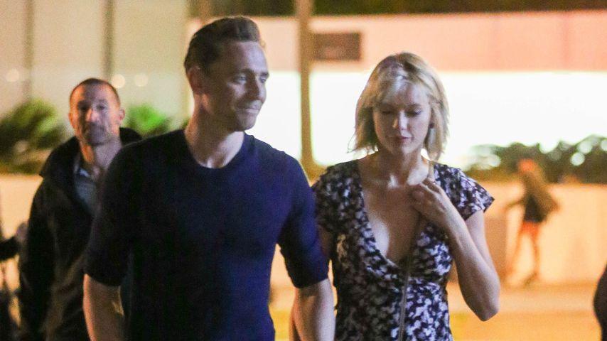 Tom Hiddleston und Taylor Swift 2016