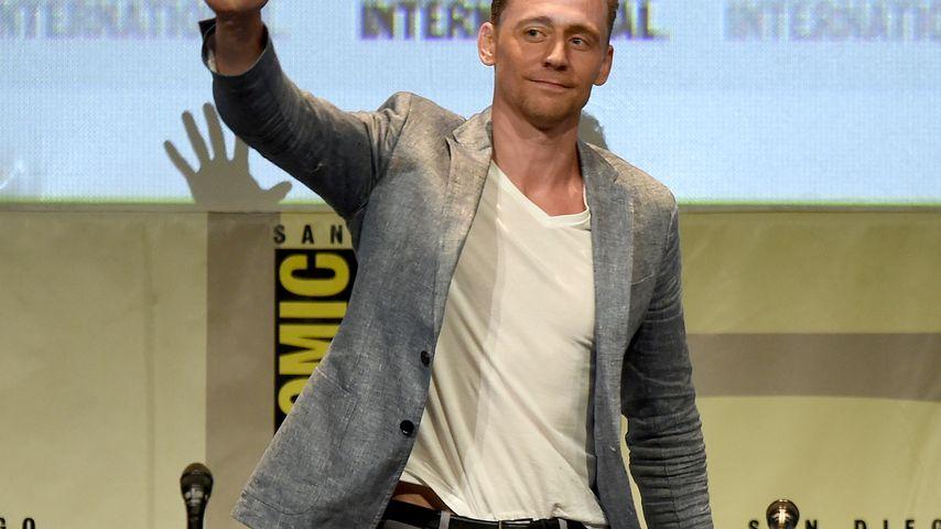 Kein Grusel-Freund: Tom Hiddleston weint oft vor Angst!
