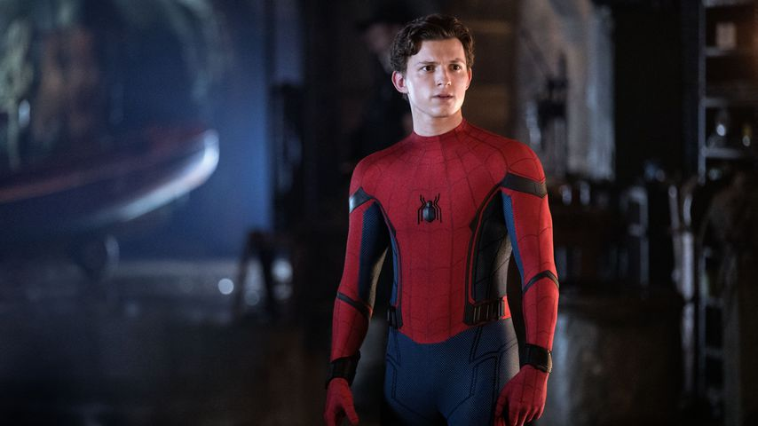 """Tom Holland in """"Spider-Man: Far From Home"""""""
