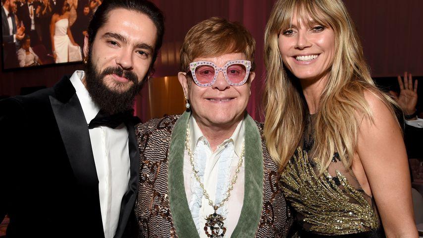 Heidi & Co: Promis spenden sechs Mio. bei Elton Johns Party!