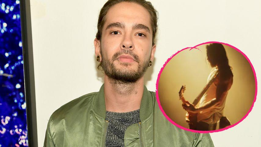 Sexy wie nie: Tom Kaulitz als heißer Muckimann im Musikvideo