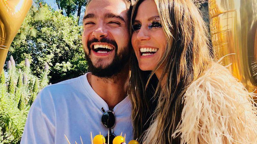 Geburtstagsparty für Heidi Klum: Sie feierte mit ihrem Tom!