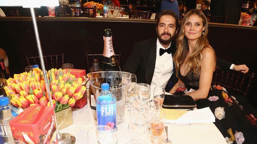 Tom Kaulitz und Heidi Klum bei den Golden Globe Awards 2019