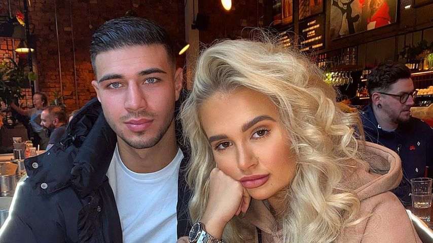 Die TV-Stars Tommy Fury und Molly-Mae Hague