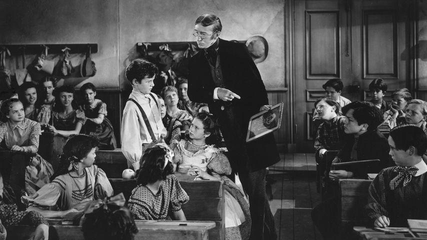 """Ann Gillis in """"Die Abenteuer des Tom Sawyer"""" von 1938"""