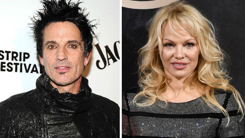 Prügelattacke: Tommy Lee gibt Ex Pamela Anderson die Schuld