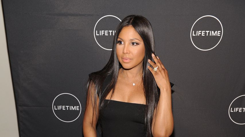 Toni Braxton in New York, 2018
