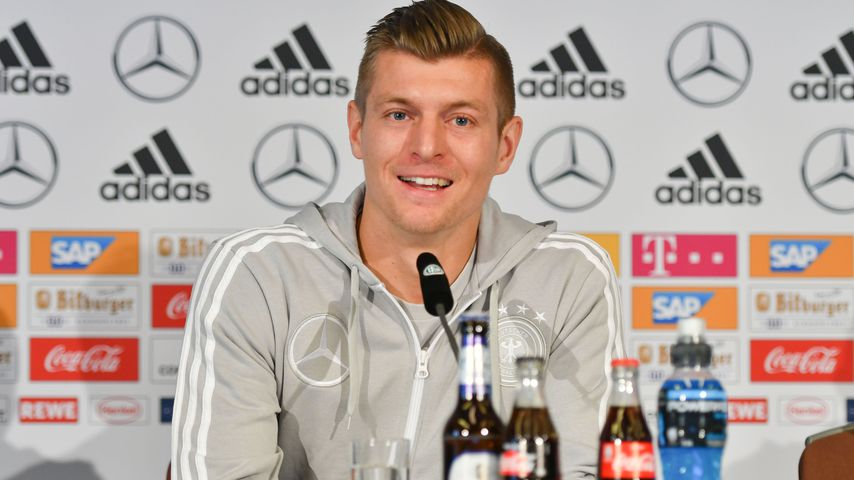 DFB-Star Toni Kroos: So süß feierte er den CL-Final-Sieg