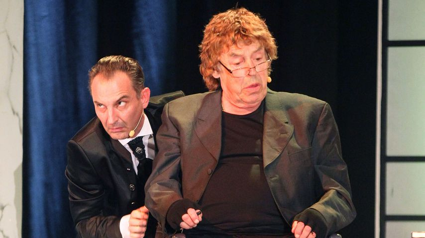 Tony Marshall beim Comedy-Musical Come Back Karl Marx in Trier