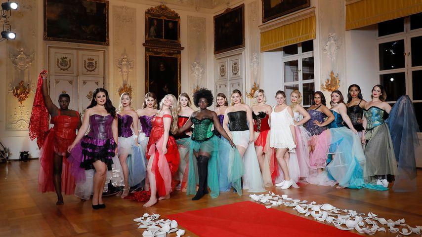 Die letzten 16: Wer soll Curvy Supermodel 2017 werden?
