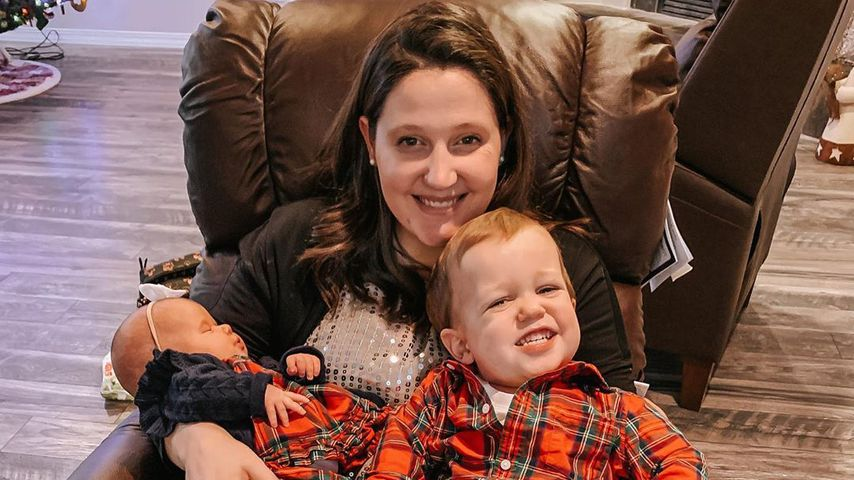 Tori Roloff mit ihren Kindern im Dezember 2019