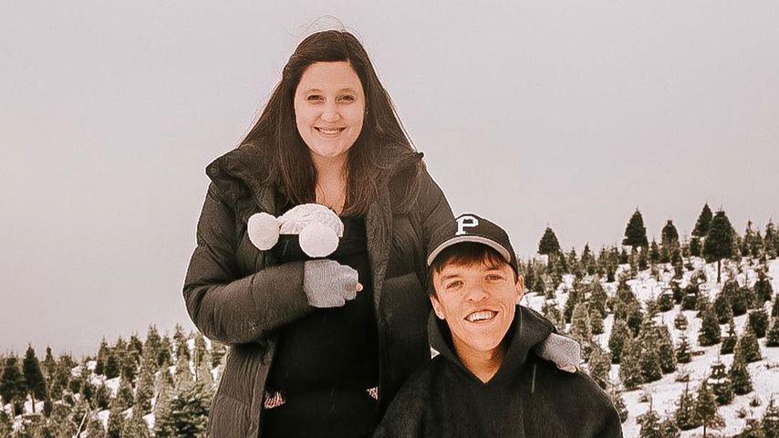 Tori und Zach Roloff im Dezember 2019