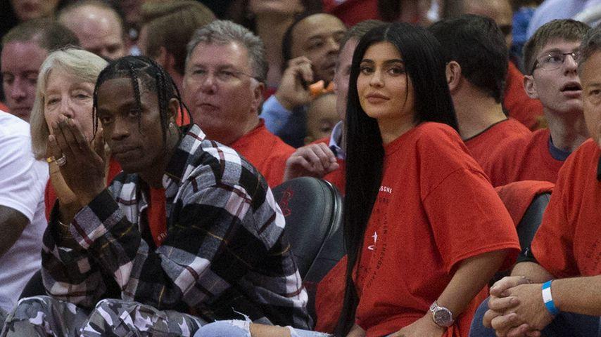 Nicht getrennt: Kylie Jenner & Travis immer noch ein Paar!