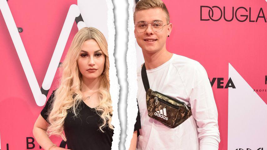 YouTube-Star Jonas Ems und seine Denise haben sich getrennt!