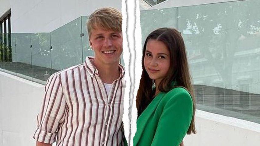 Ausgezogen: Felix Götze und Freundin Alisa kein Paar mehr