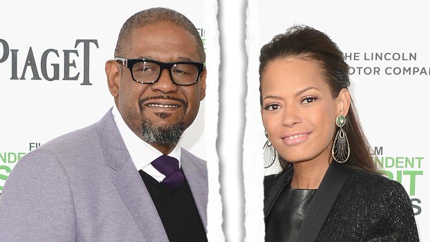 Nach 22 Jahren: Scheidung bei Hollywoodstar Forest Whitaker