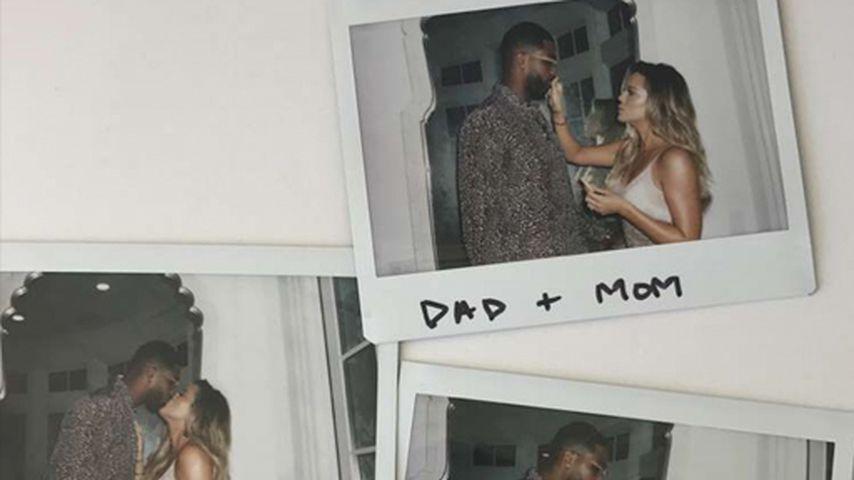 Verdächtiger Snapchat-Post: Ist Khloe Kardashian schwanger?