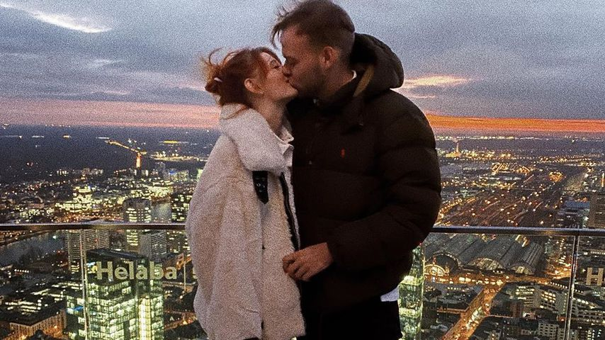 Trixi Giese und ihr Partner Felix