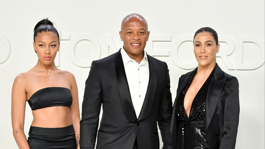 Truly Young, Dr. Dre und Nicole Young