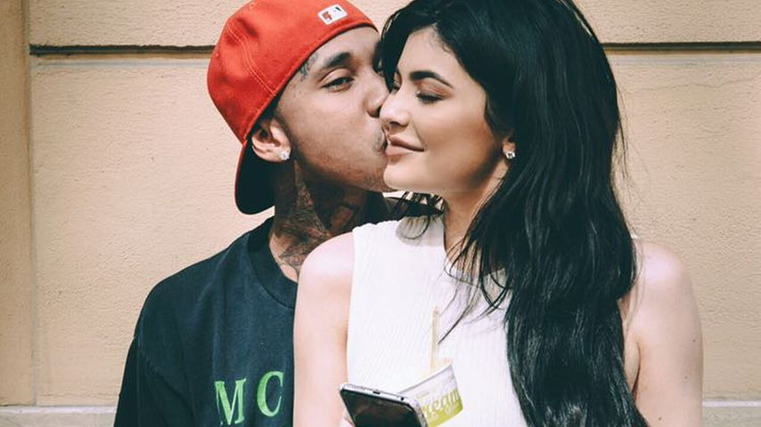 Klunker für Kylie: Ist das Tygas Verlobungsgeschenk?