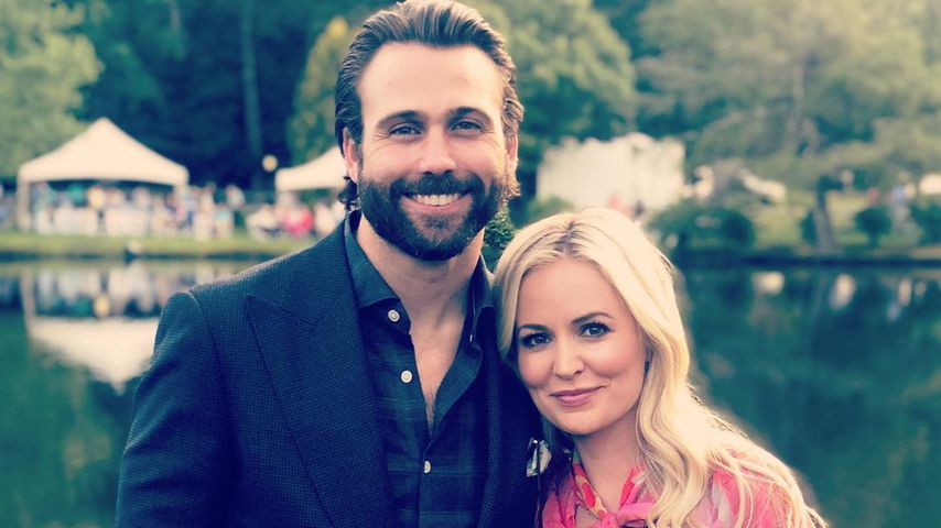 Tyler Johnson und Emily Maynard Johnson im Juli 2019 in North Carolina
