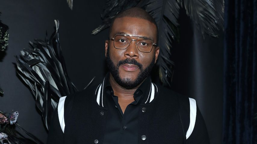 """Tyler Perry bei der Premiere von """"A Fall From Grace"""""""