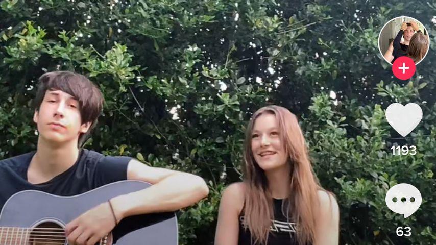 Tyler und Summer Terenzi, Juli 2021