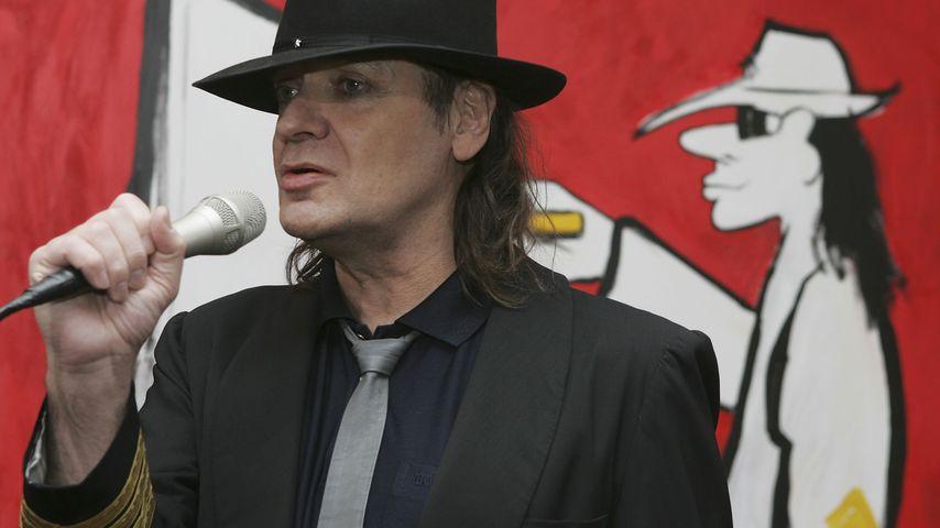 Musiker Udo Lindenberg in Bonn, 2005