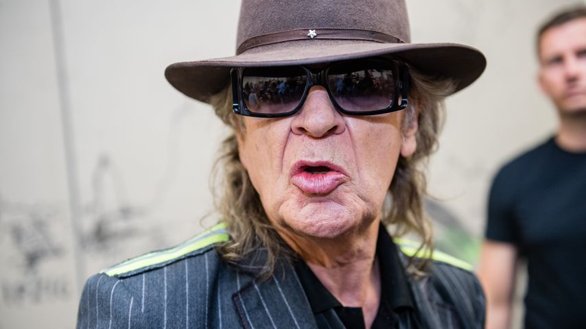 Udo Lindenberg im September 2019
