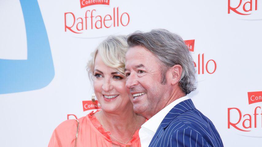 Ulla Kock am Brink und Peter Fissenewert beim Raffaello Summer Day 2019
