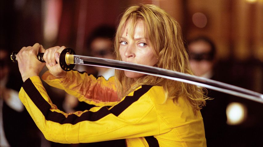 """Uma Thurman in """"Kill Bill"""", 2003"""